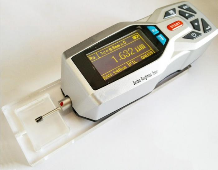 Surface Roughness Meter MR220 Tests Ra, Rz, Rq, RtRmax, Rp